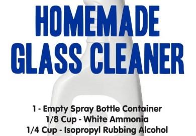 Best Household Window Cleaner
