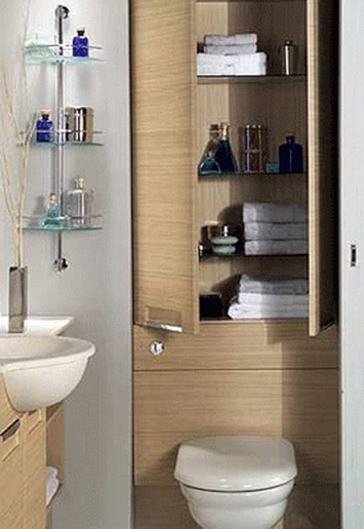 53 Bathroom Organizing And Storage Ideas  Photos For Inspiration  RemoveandReplacecom