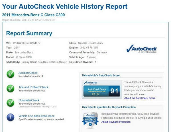 Free Car History Report >> Free Nmvtis Vehicle History Title Reports