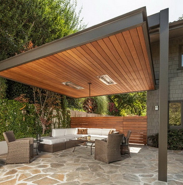 back yard patio design idea 61 Backyard Patio Ideas - Pictures Of Patios   RemoveandReplace.com