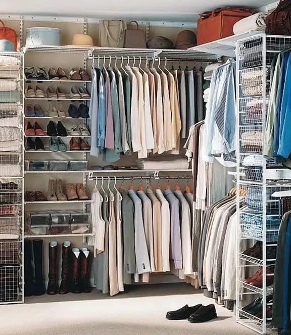 18 Wardrobe Closet Storage Ideas Best Ways To Organize Clothes Removeandreplace Com