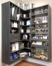 31 Kitchen Pantry Organization Ideas - Storage Solutions - us2