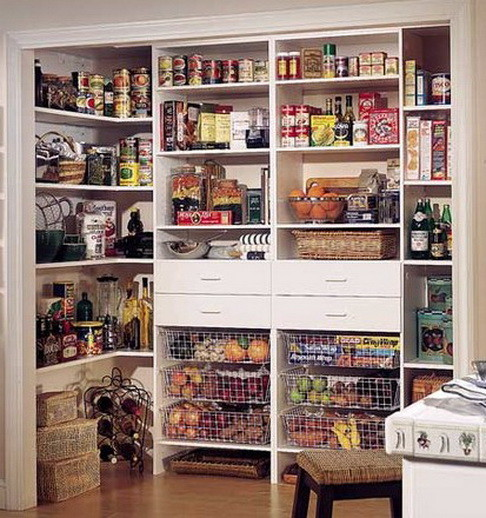 kitchen pantry organization ideas cool tables 31 storage solutions 02