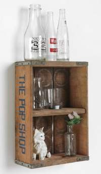 37 Vintage Craft Crate Ideas - Fun And Creative Things To ...
