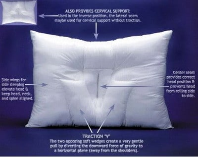 Top 10 Best Pillows For Severe Neck Pain