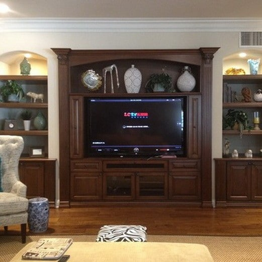 living room entertainment wall ideas neutral paint colors for rooms 50 best home center 14