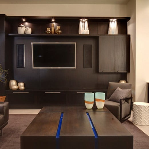 living room entertainment wall ideas asian themed 50 best home center 34