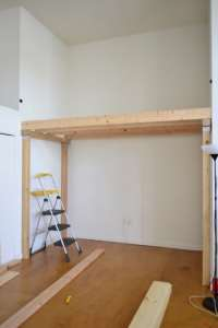 building a loft in a room with high ceilings - Design ...