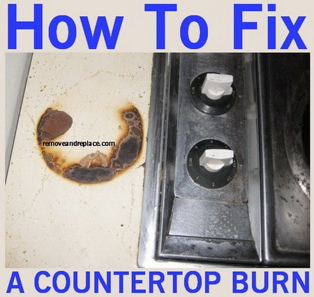 Burn Mark On Countertop Bstcountertops