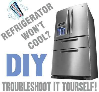 toshiba pintu wiring diagram kulkas pintu refrigerator is not cooling -  what to check and how to fix