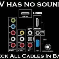 10 Ways To Fix A TV That Has A Picture But No Sound