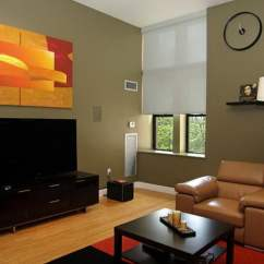 How To Decorate Living Room Wall Mounted Tv Design 25 Beautiful Ideas On A Budget ...
