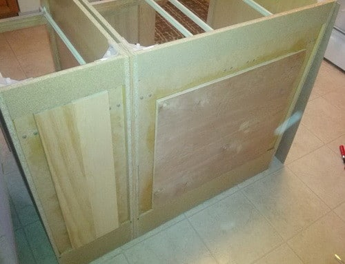 How To Make A DIY Kitchen Island And Install In Your Kitchen