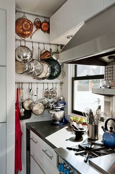 30 Kitchen Pots And Pans Storage Solutions  us2