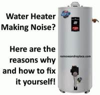 Water Heater Making Noise? Here Is What To Check Yourself ...