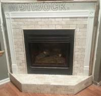 How To Reface A Fireplace Step By Step