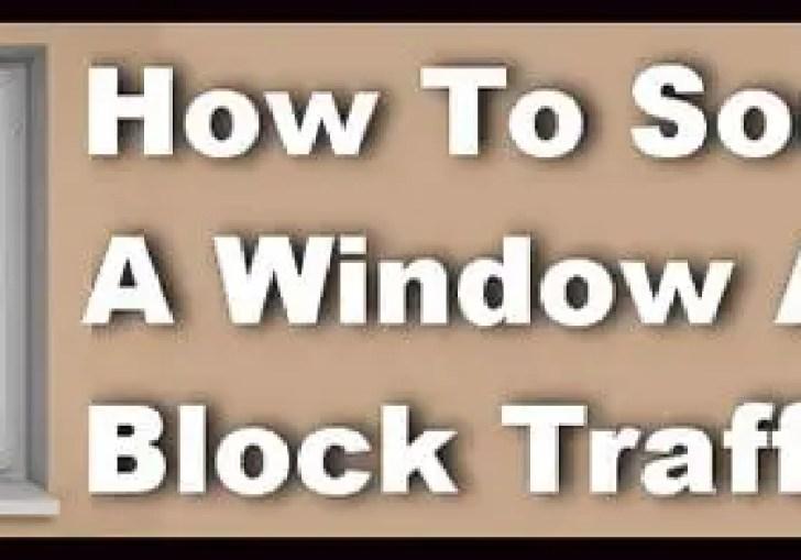 Diy Soundproof Windows