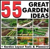 55 Great Garden Layout Ideas - Backyard Gardens ...