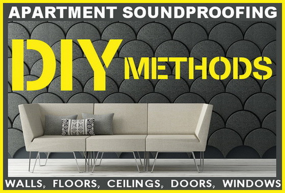 Apartment Soundproofing Methods  Wall Floor Ceiling Window  RemoveandReplacecom