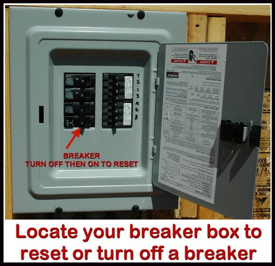 breaker box?resize=555%2C538&ssl=1 no power to outlets in one room or wall how to troubleshoot checking fuses in breaker box at n-0.co