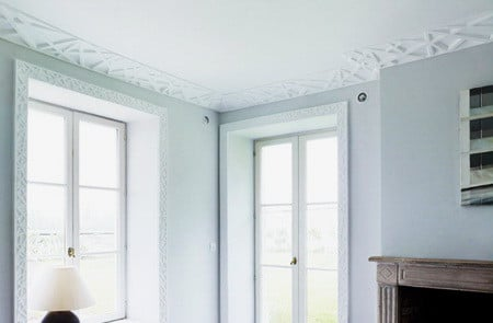 chair design back angle target vibrating baby 55 amazing crown molding ideas for all ceilings and rooms | removeandreplace.com