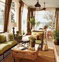 50 Sunroom Porch Ideas For Any Budget | RemoveandReplace.com