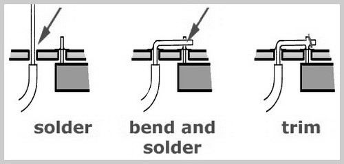 solder removal from a circuit board youtube