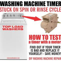 Westinghouse Oven Element Wiring Diagram Warn Winch X8000i Washing Machine Timer Stops During Cycle How To Test Washer Troubleshooting And Repair