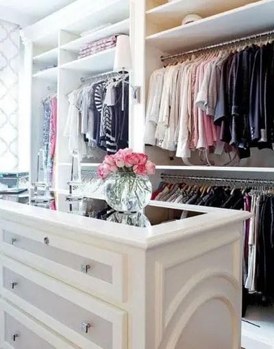 40 Amazing WalkIn Closet Ideas And Organization Designs