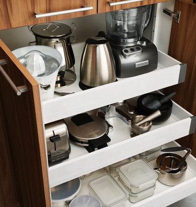 40 Appliance Storage Ideas For Smaller Kitchens  RemoveandReplacecom