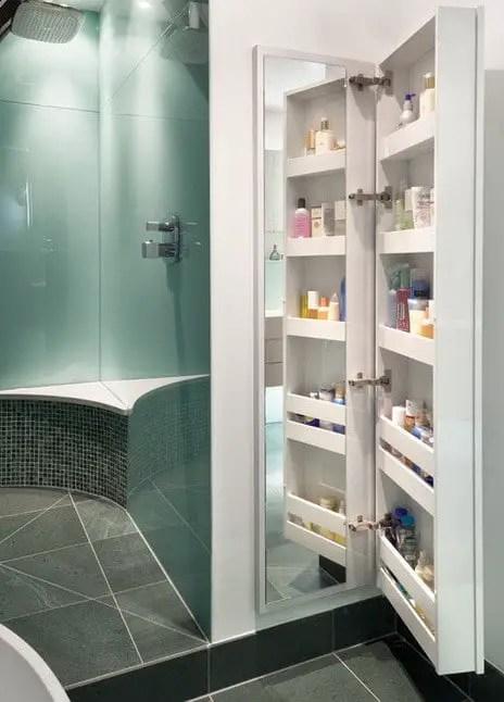 30 Bathroom Shower Storage And Organization Ideas  RemoveandReplacecom