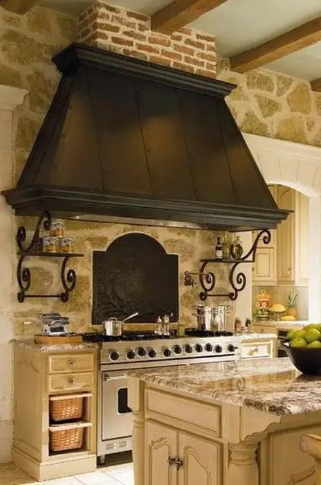 40 kitchen vent range hood designs and ideas removeandreplacecom - Kitchen Range Hood Design Ideas