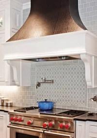 40 Kitchen Vent Range Hood Designs And Ideas ...
