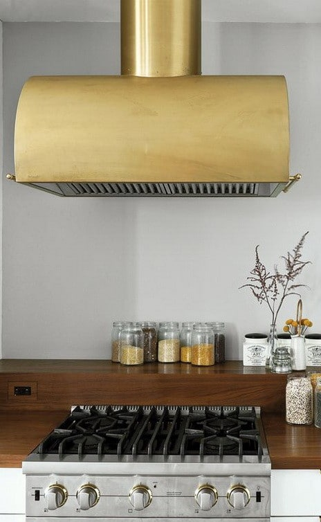kitchen hood vent stainless steel appliances 40 range designs and ideas ...