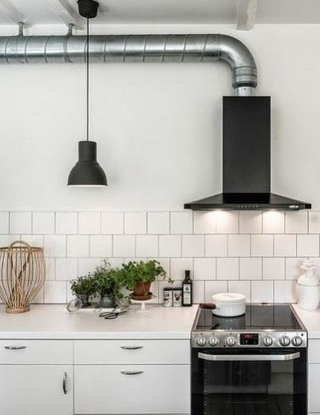 in a kitchen range hoods chimney 40 Kitchen Vent Range Hood Designs And Ideas | RemoveandReplace.com