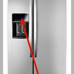 Double Door Parts Diagram Wiring For A Car Stereo Whirlpool Refrigerator Error Codes - Display Code Reset Us3