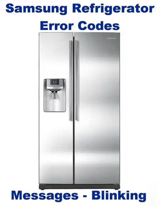Samsung Refrigerator Ice Off Light Blinking Adiklight Co