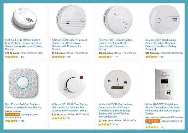 First Alert Carbon Monoxide Detector Red Light Stays On