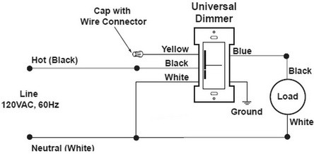 Cooper Dimmer Switch Wiring Diagram All Wiring Diagram