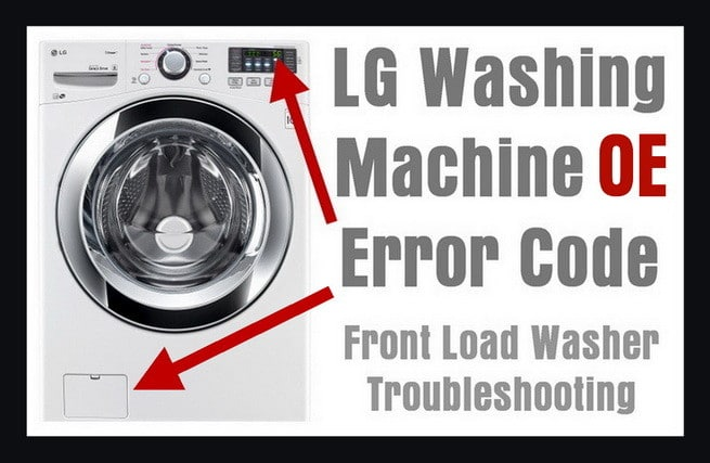 lg front load washer parts diagram tci 700r4 lockup kit wiring washing machine error code oe - how to clear | removeandreplace.com