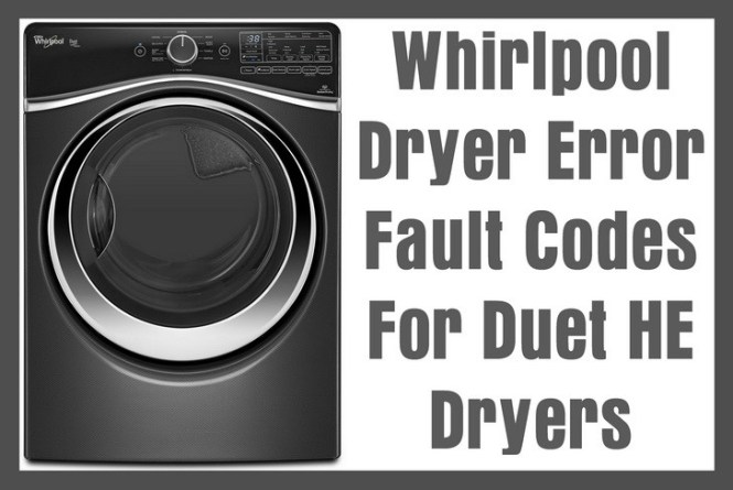 Fisher And Paykel Dishwasher Error Codes 2
