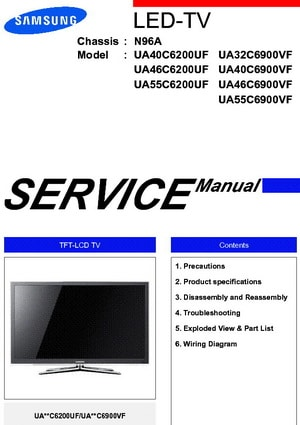 TV Service Repair Manuals  Schematics and Diagrams  us4