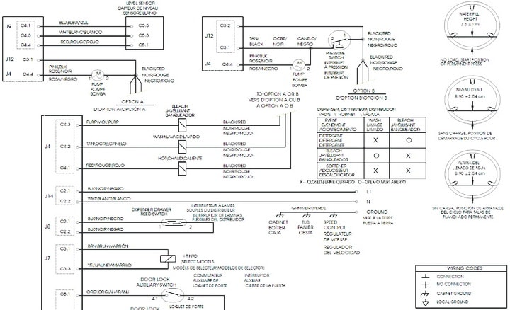 Frigidaire Affinity Dryer Wiring Diagram : 40 Wiring