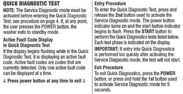 Whirlpool Duet Washer Error Code E01 F09  How To Fix