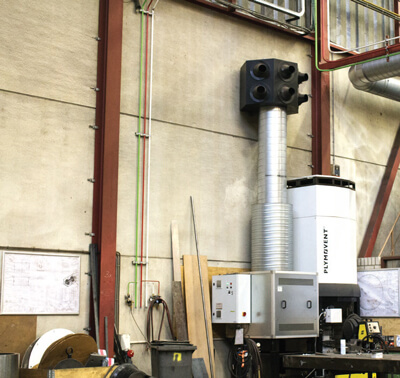 Guide To Fume Extraction Systems Remove The Fume