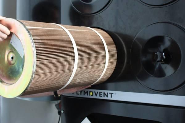 Filter for MDB system