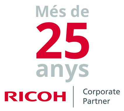 25 RICOH Corporate Partner Remsa