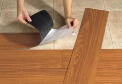 Vinyl - vinyl flooring