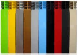 Choosing paint for radiators