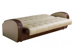"""Sofa bed with transformation mechanism """"Book"""""""